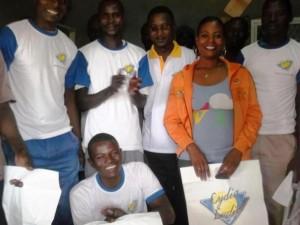 Animation Lydia Ludic Burkina Faso du mini-salon Clinique, l'Espace de Jeux et de loisirs Lydia Ludic situé dans le quartier Somgandé (Secteur 19) de Ouagadougou.