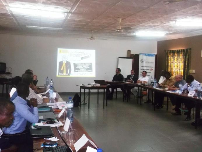 Lydia Ludic Burkina Faso et France Volontaires vont financer un centre préscolaire à Ouagadougou - Novembre 2013