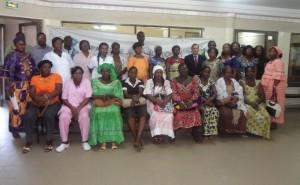 Lydia Ludic Burkina Faso organise une campagne de dépistage du cancer chez la femme - Décembre 2013