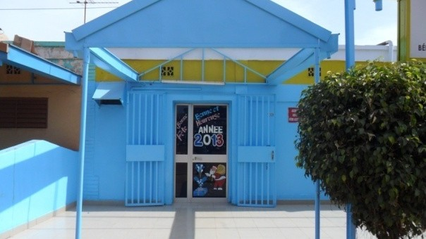 La salle Ciné, à Bobo-Dioulasso