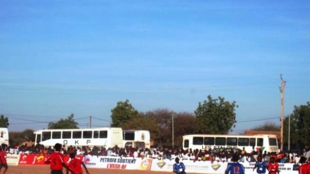 Cérémonie d'ouverture de la saison sportive 2013-2014 au Burkina Faso (USSU-BF)