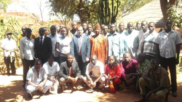 Photo de la famille Lydia Ludic à Ouahigouya
