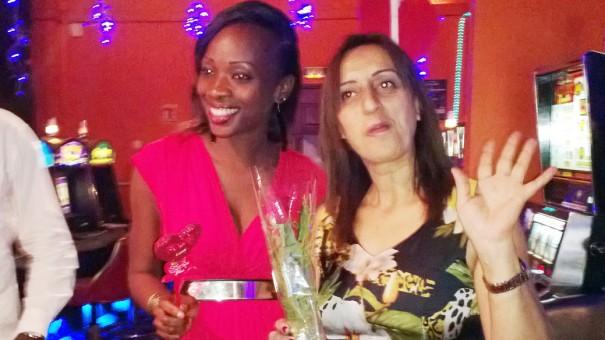 Les femmes étaient à l'honneur dans les Espaces Prestige Lydia Ludic