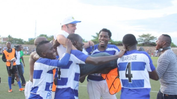 Ludic Burundi Academic célèbre sa victoire
