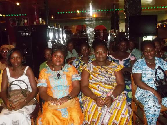 L'Aassociation Féminine Espoir de Lydia Ludic Burkina Faso prépare ses actions solidaires - Juin 2013