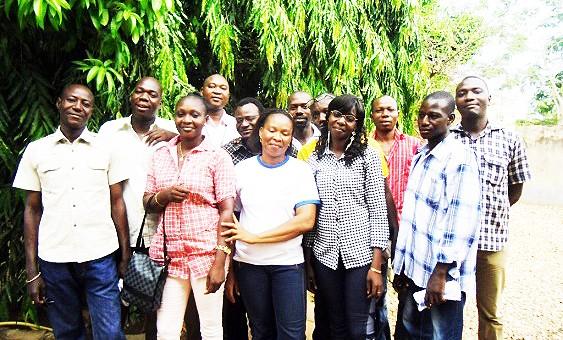 La famille Lydia Ludic s'est réunie dans les villes de Tenkodogo et Fada
