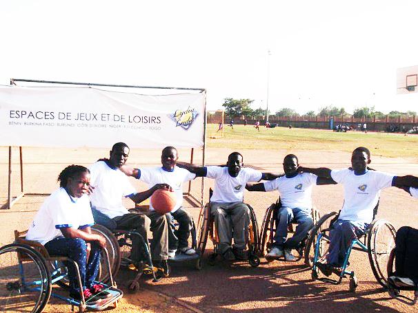 La solidarité est le point clé de la rencontre handi-sportive du Festival de Passana