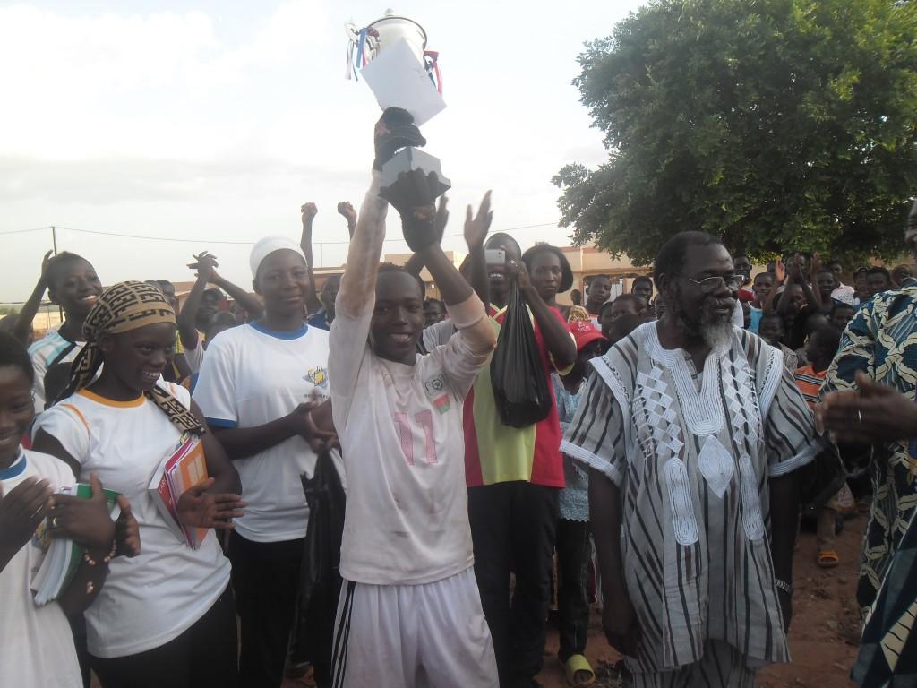 Les activités scolaires de fin d'année du Collège Boodnoaga de Bobo-Dioulasso