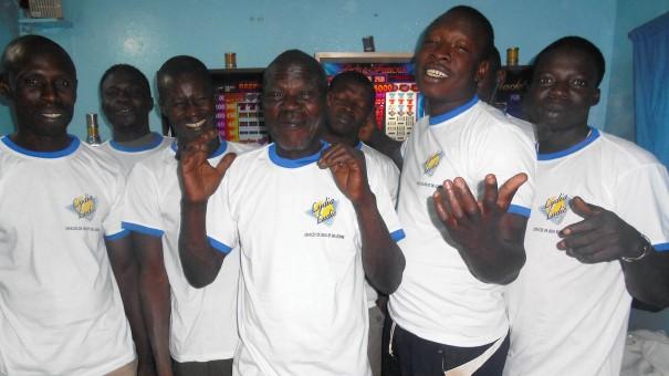Lydia Ludic Burkina Faso a animé le mini-salon Végas à Bobo-Dioulasso