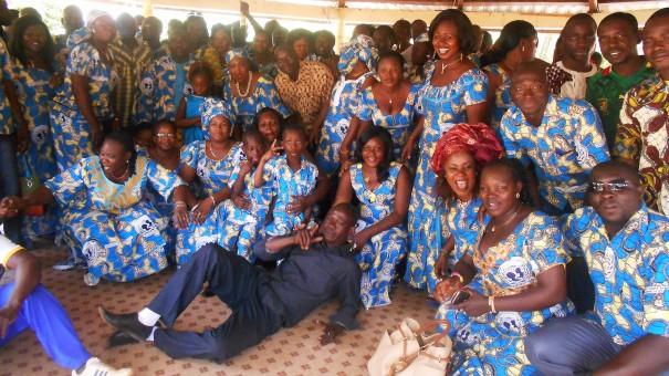 Lydia Ludic Burkina Faso célèbre la journée de la femme à Bobo-Dioulasso