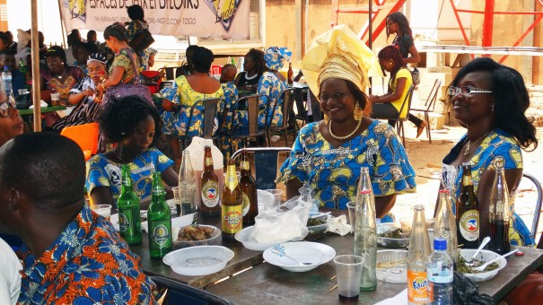 Lydia Ludic Burkina Faso célèbre la journée de la femme