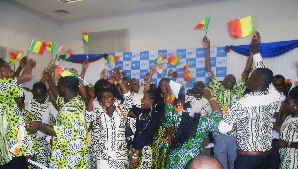 Lydia Ludic Burkina Faso a sponsorisé la 10ème Rencontre Inter-Organisation Universitaire