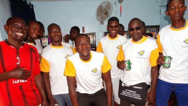 Lydia Ludic Burkina Faso a animé le mini-salon Citadelle à Ouagadougou