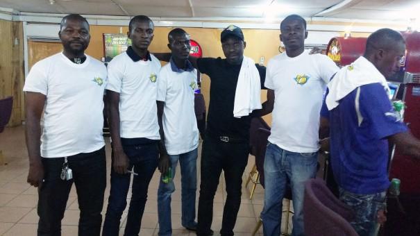 Animation Lydia Ludic Côte d'Ivoire dans l'Espace de Jeux et de Loisirs du quartier Commerce à Bouaké