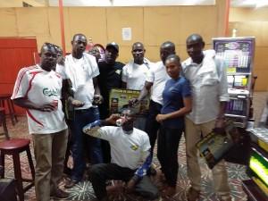 Animation Lydia Ludic Côte d'Ivoire dans l'Espace de Jeux et de Loisirs du quartier Dar El Salam à Bouaké