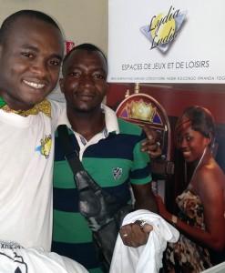 Animation Lydia Ludic Côte d'Ivoire dans le quartier Grand Marché à Yamoussoukro