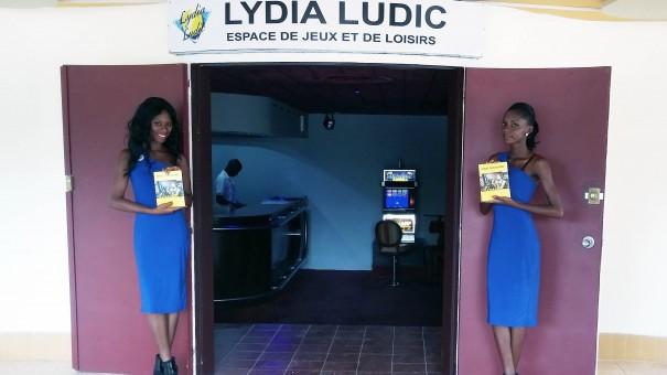Le nouvel Espace de Jeux et de Loisirs Lydia Ludic vous attend à l'hôtel Président de Yamoussoukro , en Côte d'Ivoire