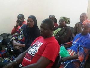 Les agents de Lydia Ludic Niger ont reçu une formation sur la sécurité