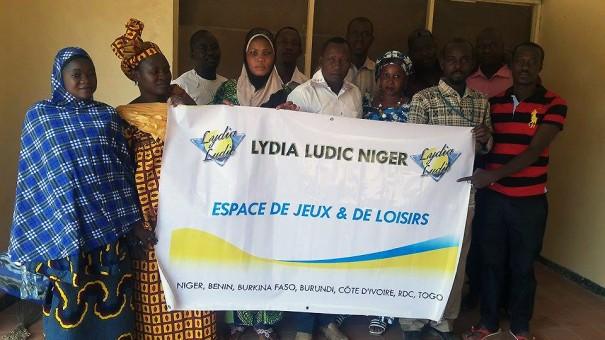 Lydia Ludic Niger a offert une formation sur la sécurité à ses agents