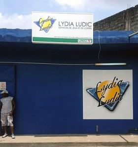 Nouvel Espace de Jeux et de Loisirs Lydia Ludic dans la commune d'Abobo, à Abidjan Nord