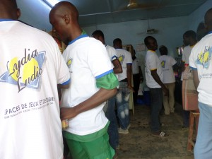 L'Espace de Jeux et de Loisirs Lydia Ludic Burkina Faso du quartier Pagalayiri, à Ouagadougou