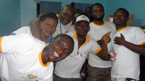 Lydia Ludic Burkina Faso a animé son Espace de Jeux et de Loisirs du quartier Kolssama à Bobo-Dioulasso