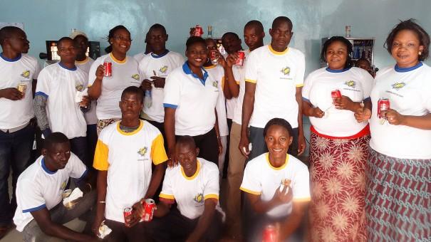 Lydia Ludic Burkina Faso a animé son Espace de Jeux et de Loisirs du quartier Pissy, à Ouagadougou