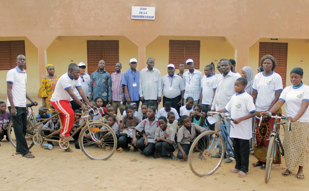 Les Aveugles et Malvoyants de Bobo-Dioulasso