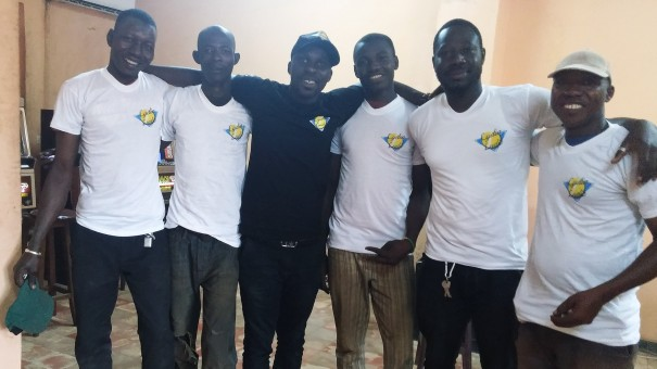 Animation Lydia Ludic Côte d'Ivoire dans l'Espace de Jeux et de Loisirs à Katiola