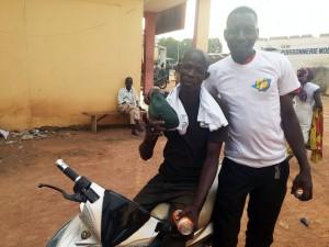 Lydia Ludic Côte d'Ivoire dans la ville de Katiola