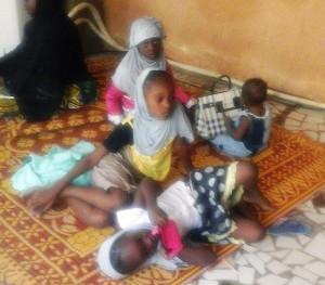 Les agents de Lydia Ludic Niger et leurs familles ont pu se faire vacciner contre la méningite