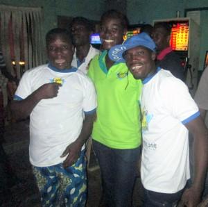 Lydia Ludic Togo a animé son Espace de Jeux et de Loisirs dans le quartier Kodjoviakopé, à Lomé