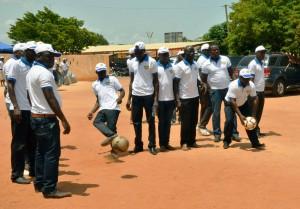 Lydia Ludic Togo a célébré la fête du 1er mai avec tous ses agents