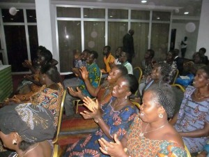 Lydia Ludic Togo a financé les activités de trois groupements de femmes à travers l'octroi de micro-crédits