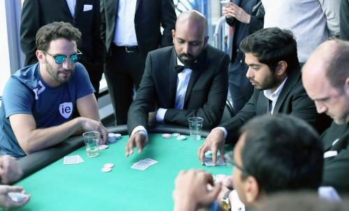 Lydia Ludic Togo a sponsorisé le tournoi de poker Texas Hold'em organisé par HEC Paris dans le cadre du MBAT 2015