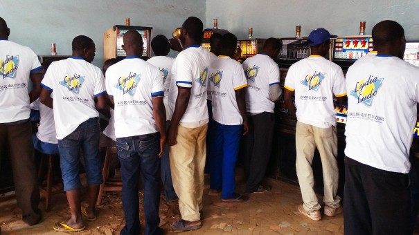 Lydia Ludic Burkina Faso a animé son Espace de Jeux et de Loisirs du quartier Carpala, à Ouagadougou