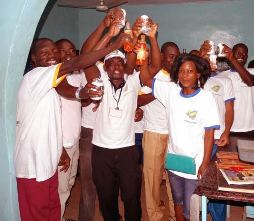 Lydia Ludic Burkina Faso a animé son Espace de Jeux et de Loisirs du secteur 06, à Orodara