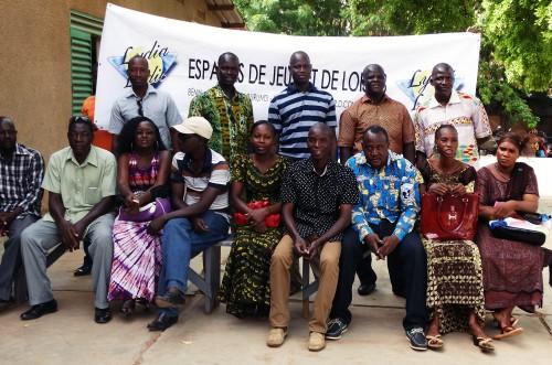 Les agents de Lydia Ludic Burkina Faso de la région Centre (Ouagadougou) ont  élu leur délégué à Ouagadougou