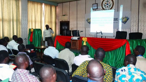 Séminaire de formation en Droit du Travail de Lydia Ludic Burkina Faso