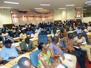 Assemblée Générale de la MUTRA Ludic, la mutuelle de solidarité pour les employés de Lydia Ludic Burkina Faso