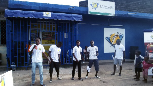 Inauguration Lydia Ludic Côte d'Ivoire de son Espace de Jeux et de Loisirs à Abobo