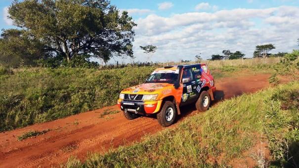 Lydia Ludic Paraguay patrocina el Campeonato Paraguayo de Rally Cross Country (Rally CC PY) en Homenaje al Ing. Víctor Rubén Dumo