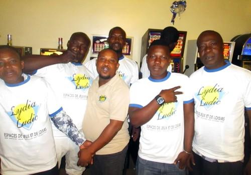 Lydia Ludic Togo a animé son Espace de Jeux et de Loisirs du bar partenaire le Bon Coin du Plaisir, dans le quartier Gbadago à Lomé