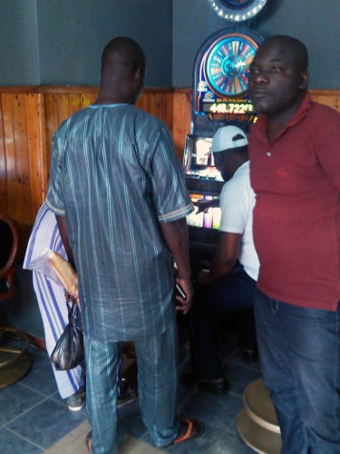 Lydia Ludic Côte d'Ivoire a animé son Espace de Jeux et de Loisirs du quartier Haoussabougou, dans la commune de Koumassi à Abidjan
