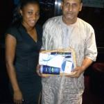 Lydia Ludic Côte d'Ivoire a célébré la Fête des Pères avec ses clients