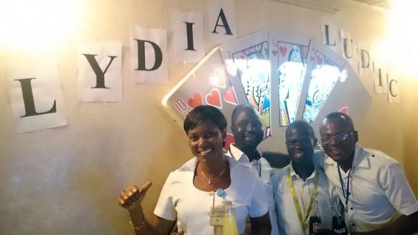 Animation Lydia Ludic Bénin de l'Espace de Jeux et de Loisirs situé dans le quartier Étoile Rouge de Cotonou