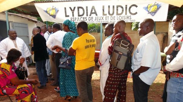 Les agents de Lydia Ludic Burkina Faso de la région de l'Ouest) ont élu leur délégué à Bobo-Dioulasso