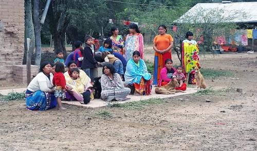 La comunidad de los Manjuís sufre hambruna