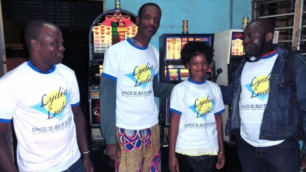Lydia Ludic Togo a animé son Espace de Jeux et de Loisirs du bar partenaire Biova, dans le quartier Kagomé à Lomé