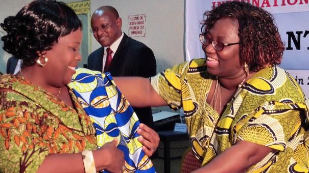 Lydia Ludic Togo a participé à la cérémonie de la Journée Internationale de la Veuve à Lomé